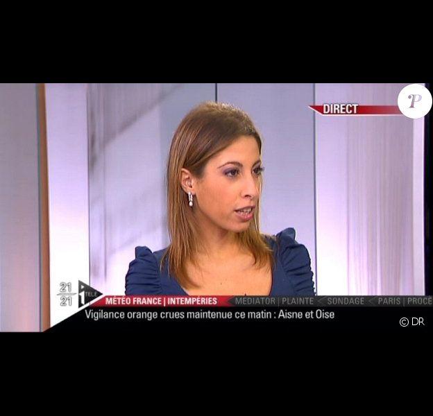 Léa Salamé sur i-Télé