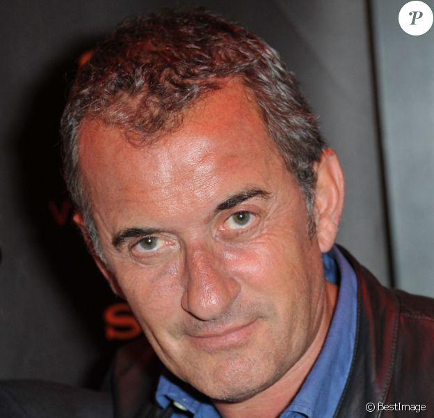 Christophe Dechavanne - Soirée Sony Style à la boutique Sony à Paris le 2 juillet 2013.