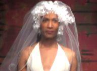 Vincent Mc Doom, endeuillé : Il retrouve la joie de vivre en robe de mariée...