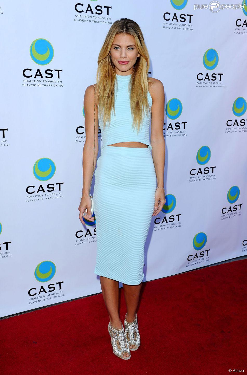AnnaLynne McCord à Los Angeles, le 29 mai 2014.