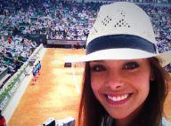 Marine Lorphelin : Radieuse à Roland-Garros, complice avec Laury Thilleman