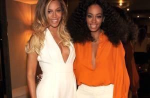 Beyoncé et Solange Knowles : Duo uni face à la radieuse Blake Lively