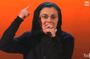 The Voice Italie : Soeur Cristina, grande gagnante, lance un appel à Jésus !