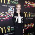 Jaime King assiste à la soirée FIFA World Cup McDonald's au Pillars 38. New York, le 5 juin 2014.