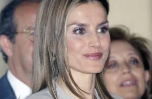Letizia d'Espagne : Classe et fashionista, une future reine xxs