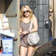 Kate Hudson à Los Angeles, le 19 décembre 2009, après s'être séparée d'Alex Rodriguez.