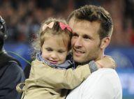 Yohan Cabaye, Fiona et leurs filles : Famille unie séparée par la Coupe du monde