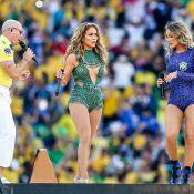Jennifer Lopez, célibataire divine, dans un show grandiose pour le Mondial