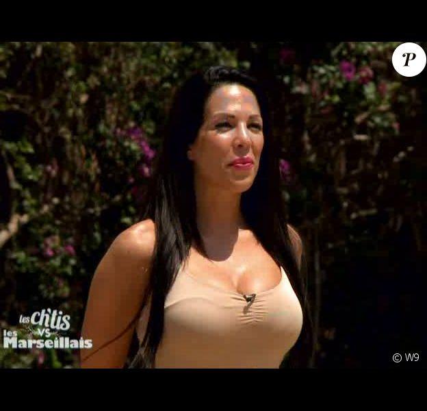"""""""Les Ch'tis vs. Les Marseillais"""" sur W9. Episode du 2 juin 2014."""