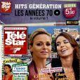 Magazine Télé Star du 21 au 27 juin 2014.