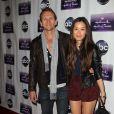 Sebastian Roché et Alicia Hannah à la première de The Makeover à Los Angeles, le 22 janvier 2013.