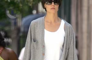 PHOTOS : Katie Holmes, pas terrible ce nouveau jean !