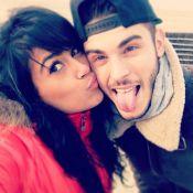Baptiste Giabiconi, amoureux fou de Sarah : ''Pas de compétition d'ego''