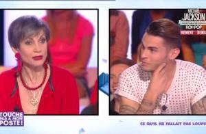 TPMP : Baptiste Giabiconi invite Isabelle Morini-Bosc à ''mettre les mains''