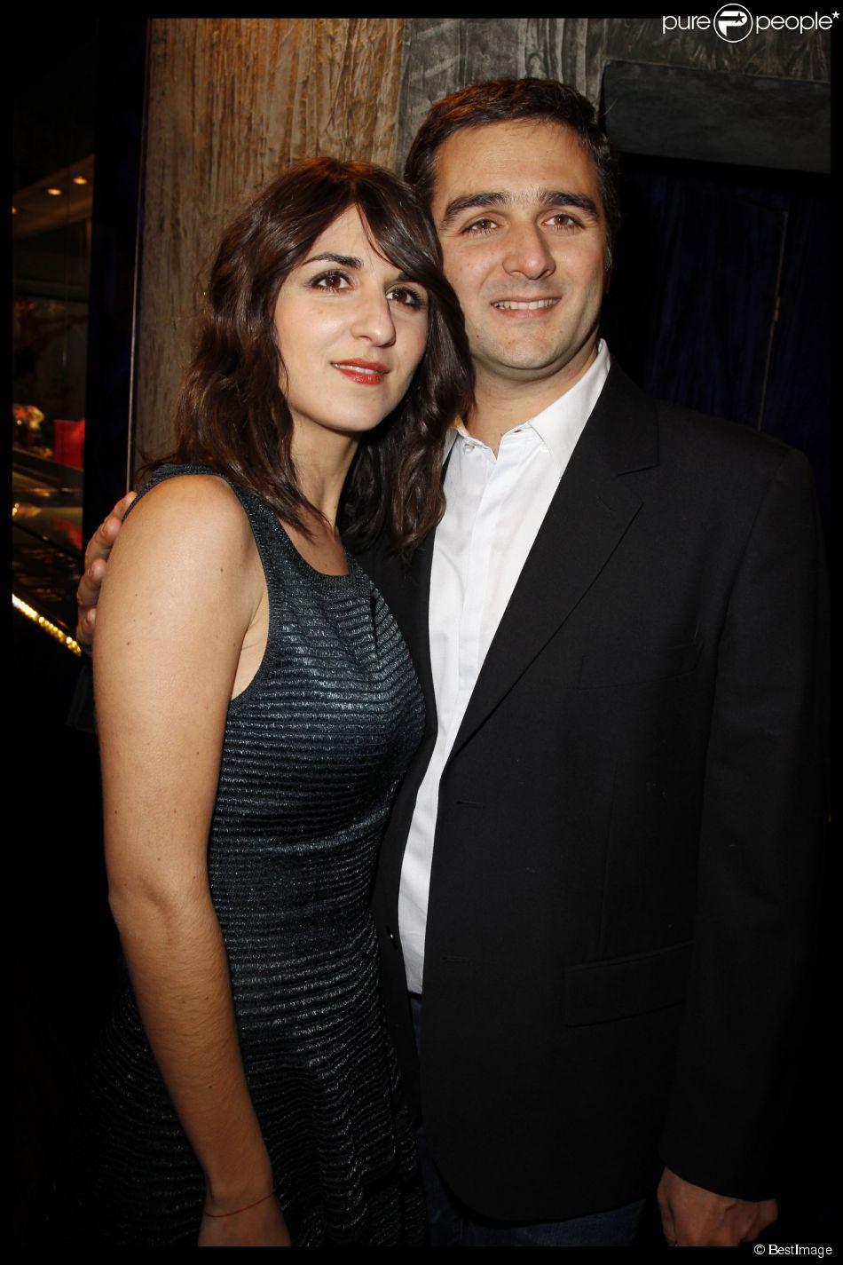 olivier nakache et sa femme