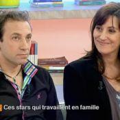 Philippe Candeloro - Sa femme Olivia : ''Il m'a aidé quand j'allais mal''