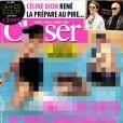 Magazine Closer du 20 juin 2014.
