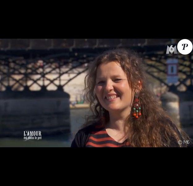 """""""L'amour est dans le pré 2014"""" sur M6. Emission du 16 juin 2014."""