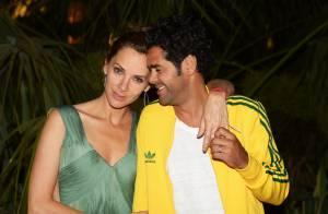 Jamel Debbouze et Mélissa Theuriau, un amour lumineux : So in love à Marrakech