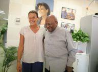 Stéphanie de Monaco : Princesse heureuse et complice avec Desmond Tutu
