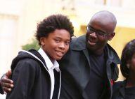 Lilian Thuram fier : Son fils Kephren, future star du ballon rond ?