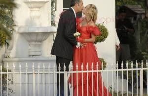 *** EXCLUSIF ***Eve Angeli : son mariage surprise à Las Vegas...