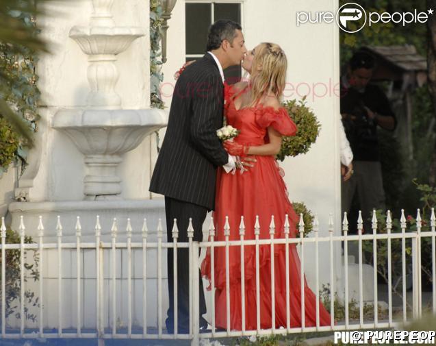 Le mariage de Eve Angeli à Las Vegas
