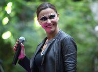 Sandrine Quétier, rockeuse pétillante : Déchaînée sur scène avec son groupe !