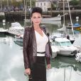 Lio lors du Festival de la fiction télé de La Rochelle, le 14 septembre 2012.
