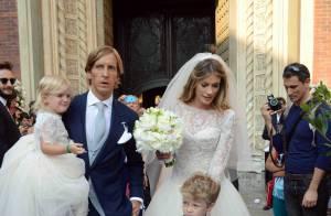 Massimo Ambrosini et Paola : Mariage religieux pour l'ex-star du Milan AC