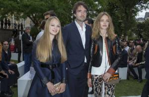Fashion Week : Natalia Vodianova sublime au naturel au bras d'Antoine Arnault
