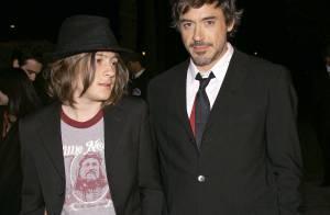 Robert Downey Jr. : Son fils drogué et arrêté, il réagit !