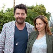 Philippe Lellouche et Vanessa Demouy : Elégance et regard amoureux au Cap d'Agde