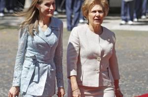 Letizia d'Espagne : Sublime avec Felipe VI lors de son deuxième voyage officiel