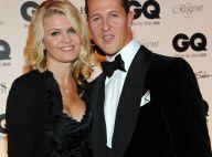 Michael Schumacher : Sa femme Corinna, sourire retrouvé pour sa première sortie