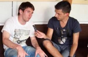 Lionel Messi : Mort brutale d'un ami journaliste, sa femme informée sur Twitter