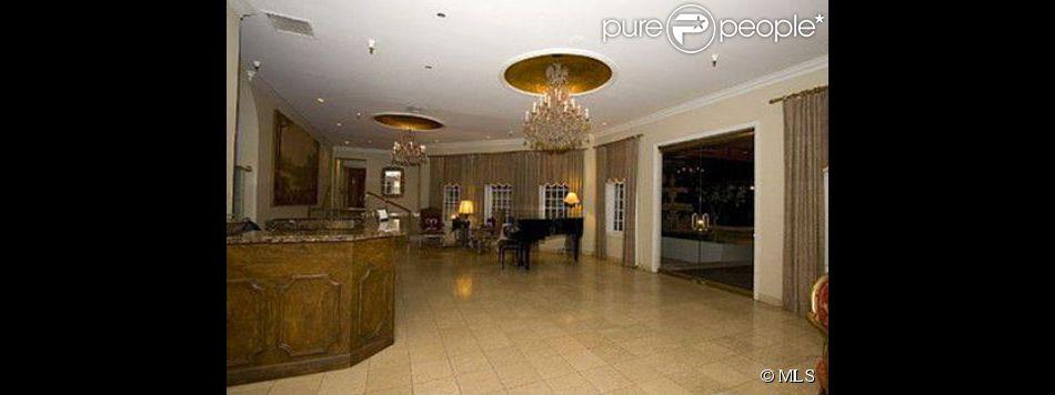 L'appartement d'Ashley Greene, refait à neuf, à Los Angeles.