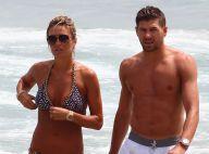 Steven Gerrard à Ibiza : Vacances au soleil avec sa belle Alex après la défaite