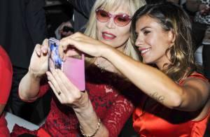Amanda Lear, Bar Refaeli, Hilary Swank : Stylées à Berlin pour la Fashion Week