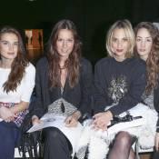 Fashion Week : Juliette Besson et Fanny Leeb, 'filles de' stylées pour Yan Lu