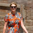 Kate Upton dans les rues de New York le 3 juillet 2014