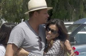 Eva Longoria à Marbella: Shopping, virée entre potes et plage avec son beau José
