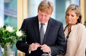 Maxima et Willem-Alexander des Pays-Bas : Sous le choc du drame du vol MH17...
