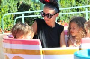 Nicole Richie : Irrésistible au pays de Mickey, avec ses adorables enfants