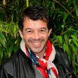 Stéphane Plaza au Village de Roland-Garros le 9 juin 2013.