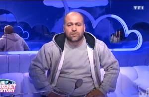 Secret Story 8 - Abdel, exclu, s'explique : ''J'ai mis une droite à Vivian''