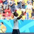 Paul Pogba lors du match France - Nigeria à Brasilia au Brésil, le 30 juin 2014