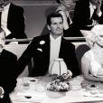 Alex Karras, James Garner et Lesley Ann Warren dans Victor Victoria en 1982.