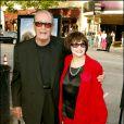 James Garner et sa femme Lois à la première de N'oublie James à Los Angeles le 22 juin 2004.