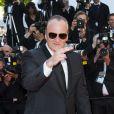 Quentin Tarantino à Cannes, le 24 mai 2014.